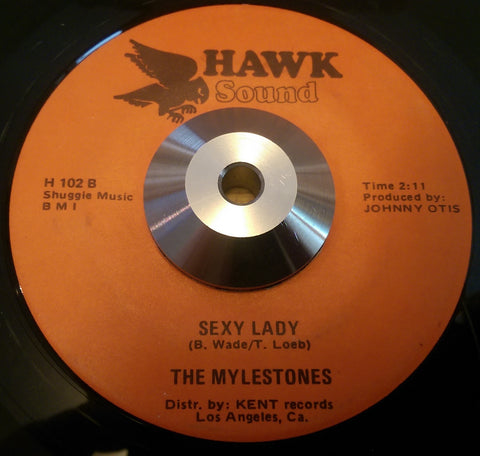 MYLESTONES - SEXY LADY (HAWK) Vg+ Condition