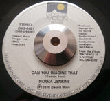 NORMA JENKINS - CAN YOU IMAGINE THAT (DESERT MOON) Ex Condition