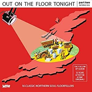 VARIOUS ARTISTS - OUT ON THE FLOOR (Part 2) (INFERNO) Mint Unplayed Sealed Copy