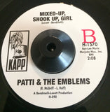 PATTI & THE EMBLEMS - I'M GONNA LOVE YOU A LONG, LONG TIME (KAPP) Mint Condition