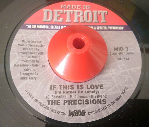 PRECISIONS - IF THIS LOVE (MADE IN DETROIT) Mint Condition