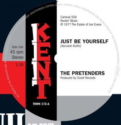 PRETENDERS - JUST BE YOURSELF (KENT TOWN) Mint Condition