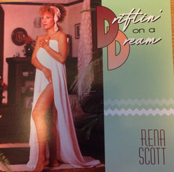 RENA SCOTT - DRIFTIN' ON A DREAM (IZIPHO) Mint Condition