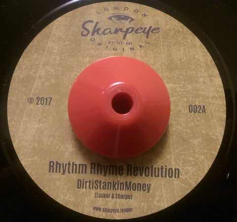RHYTHM RHYME REVOLUTION - DIRTISTANKINMONEY (SHARPEYE) Mint Condition