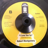 ROBERT MONTGOMERY - LOVE SONG ABOUT YOU (SOUL JUNCTION) Mint Condition