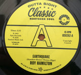 ROY HAMILTON - EARTHQUAKE (OUTTA SIGHT DEMO) Mint Condition