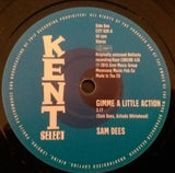 SAM DEES - MEET ME HALFWAY (KENT CITY) Mint Condition