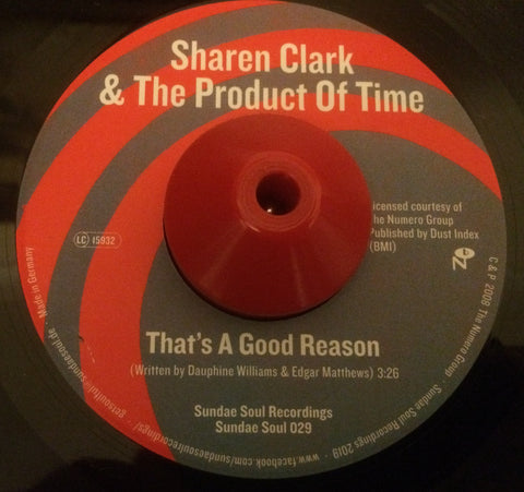 SHAREN CLARK b/w YOUNG DIVINES (SUNDAE SOUL) Mint Condition