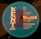 SPENCER WIGGINS - LET'S TALK IN OVER (KENT CITY) Mint Condition