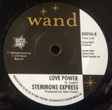 STEMMONS EXPRESS - WOMAN LOVE THIEF (OUTTA SIGHT DEMO) Mint Condition