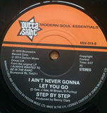 STEP BY STEP - I ALWAYS WANTED TO BE IN THE BAND (OUTTA SIGHT) Mint Condition
