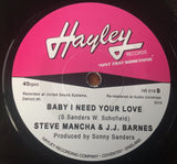 STEVE MANCHA - GIRL HAVE PITY (HAYLEY) Mint Condition