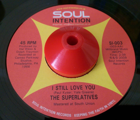 SUPERLATIVES - I STILL LOVE YOU (SOUL INTENTION) Mint Condition