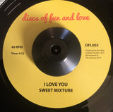 SWEET MIXTURE - HOUSE OF FUN AND LOVE (DISCS OF FUN AND LOVE) Mint Condition