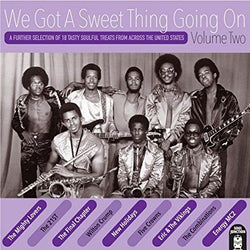 VARIOUS ARTISTS - WE GOT A SWEET THING GOING ON Volume Two (SOUL JUNCTION CD) Sealed Copy