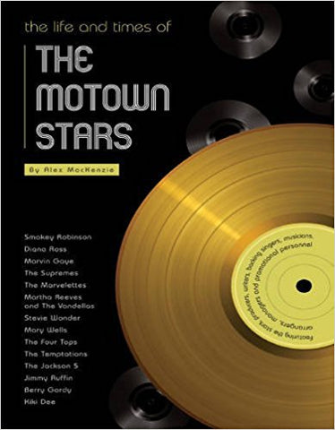 THE MOTOWN STARS (TOGETHER PUBLICATION) Sealed Copy.