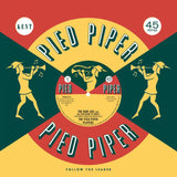 THE PIED PIPERS PLAYERS - THE BARI SAX (PIED PIPER) Mint Condition