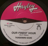 THUNDERBIRD SOUND - IN HEAVEN & ON EARTH (HAYLEY) Mint Condition