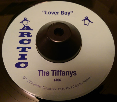 TIFFANYS - LOVER BOY (ARCTIC) Mint Condition