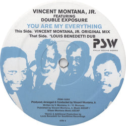 VINCE MONTANA feat DOUBLE EXPOSURE (PSW) NM Condition
