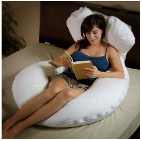Comfort U Total Body Support Pillow - FREE SHIPPING