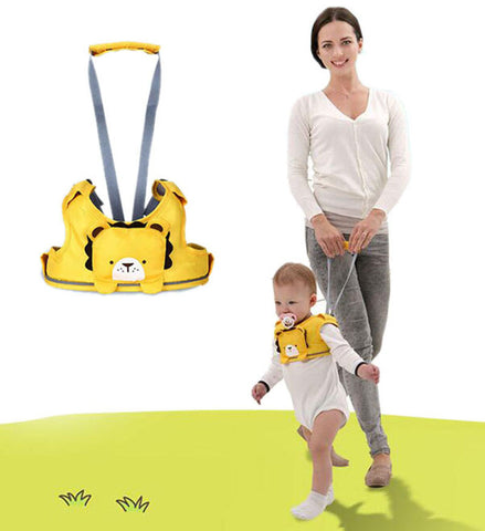 Baby Vest Walking Belt Harness