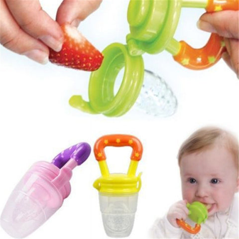 Baby Fruit Pacifier - Free Shipping