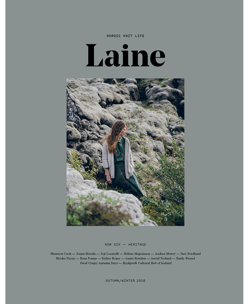 Laine - issue # 6