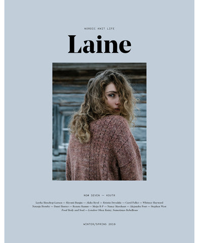 Laine - issue # 7