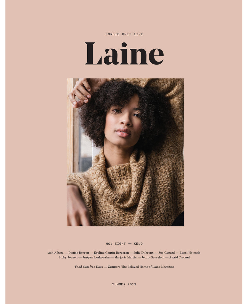 Laine - issue # 8