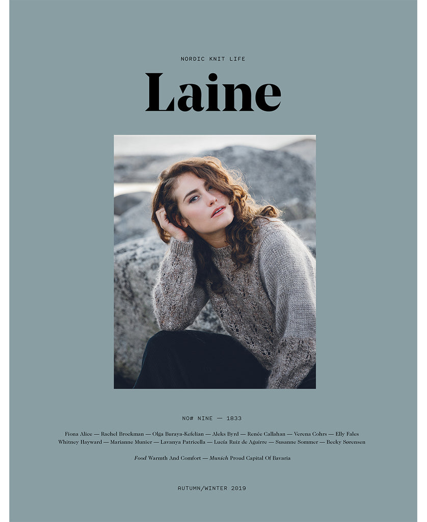 Laine - issue # 9