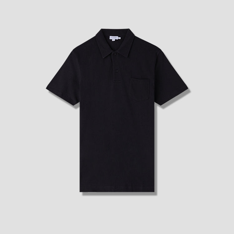 RIVIERA POLO MPOL1004 Black
