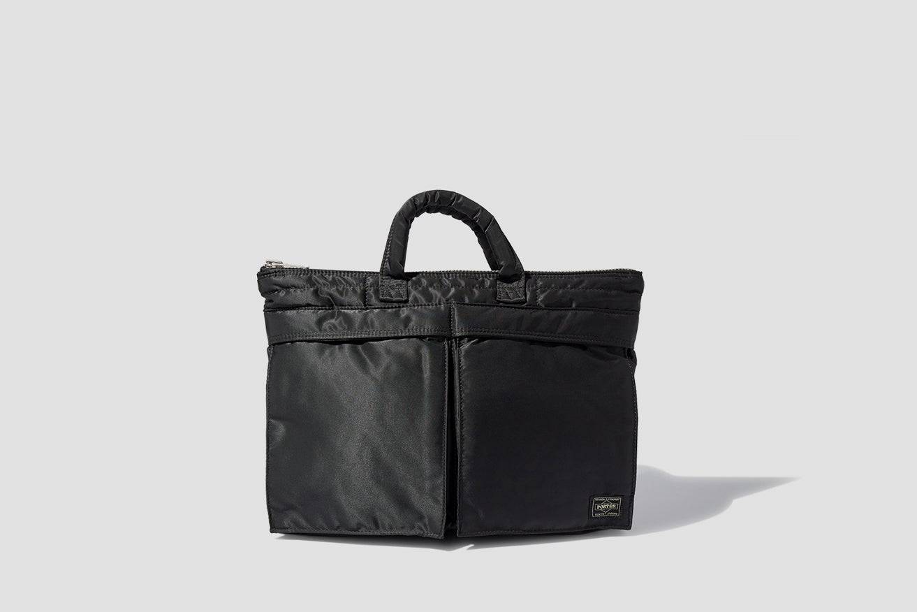 TANKER BRIEF CASE 622-68330 Black