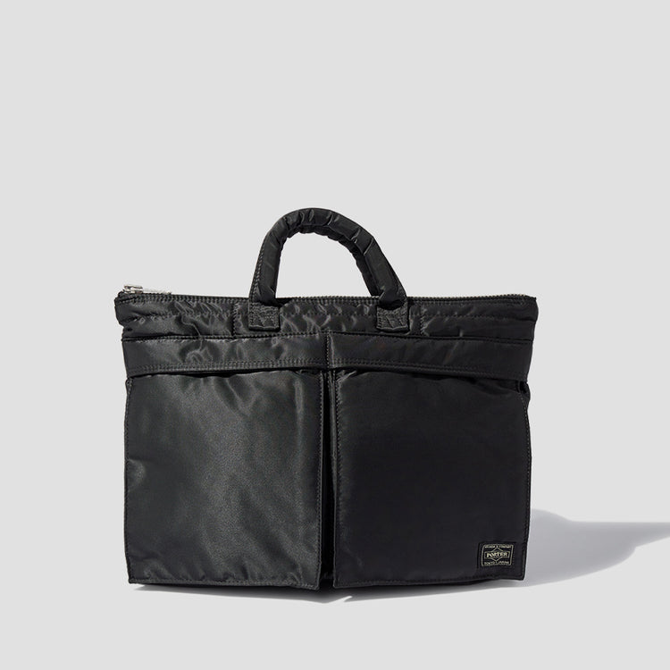 TANKER BRIEFCASE 622-68330 Black