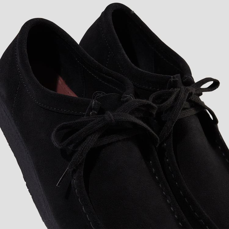 WALLABEE BLACK SUEDE 26133279 Black