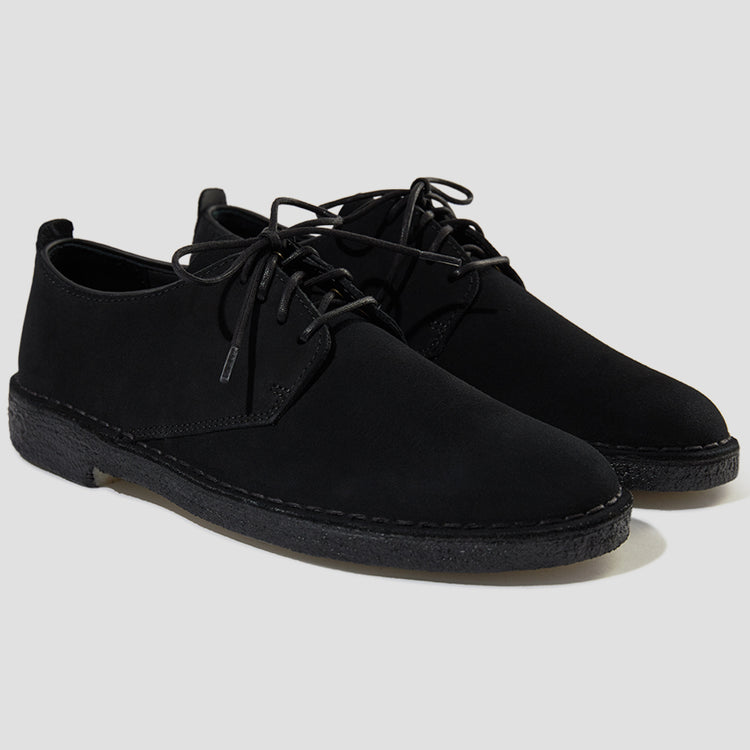 DESERT LONDON BLACK SUEDE 26107883 Black