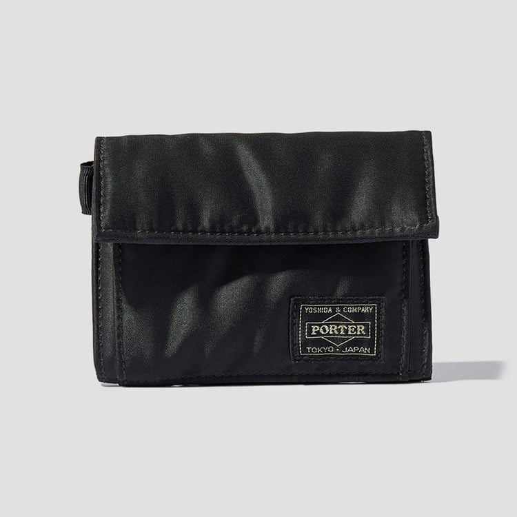 TANKER WALLET 622-68167 Black