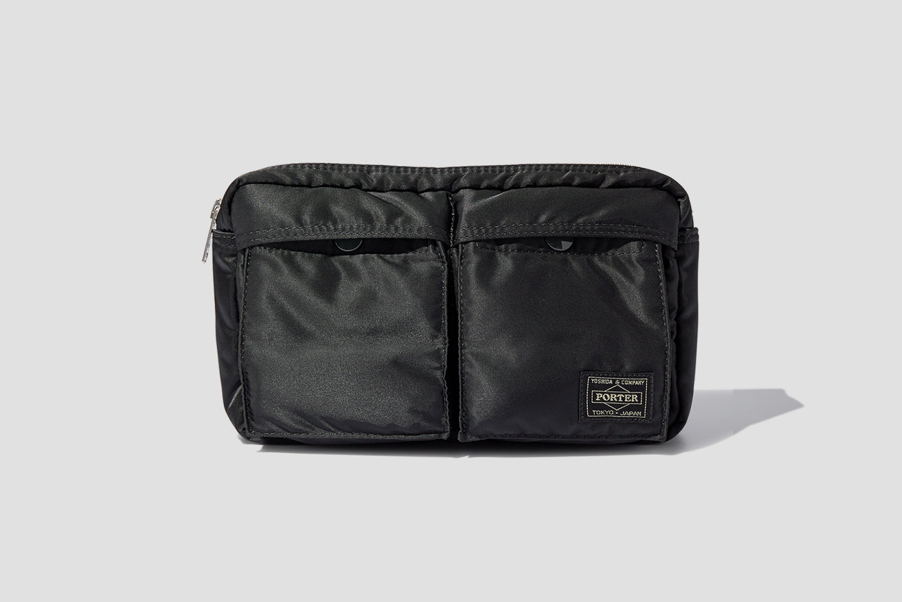 TANKER WAIST BAG 622-68723 Black