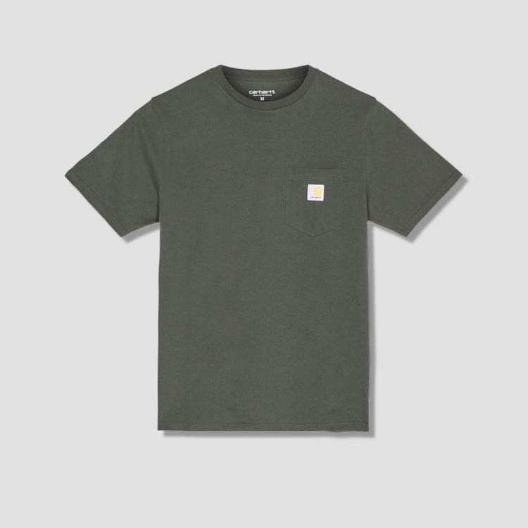 S/S POCKET T-SHIRT I022091 Green