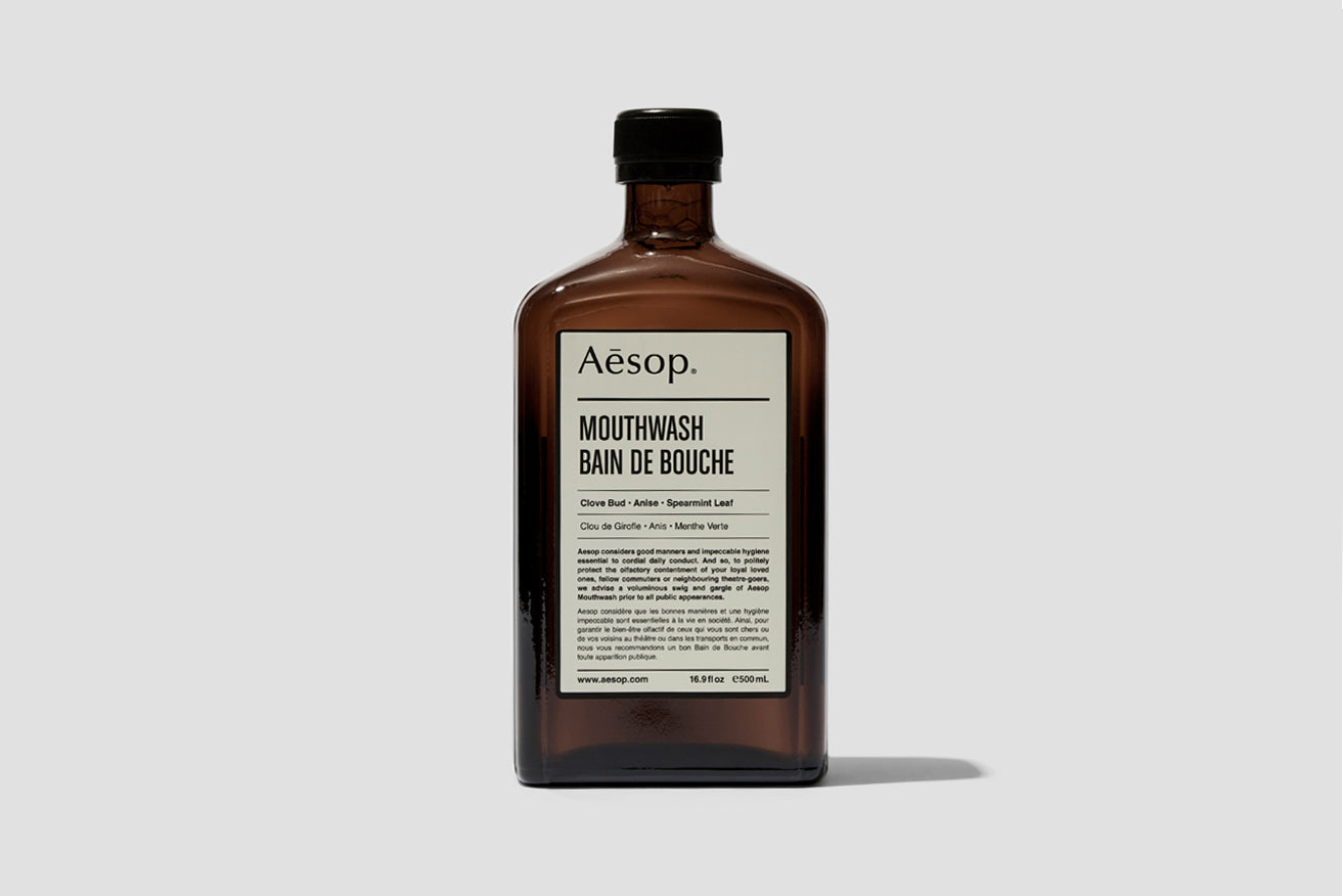 MOUTHWASH 500 ML. B500BS18