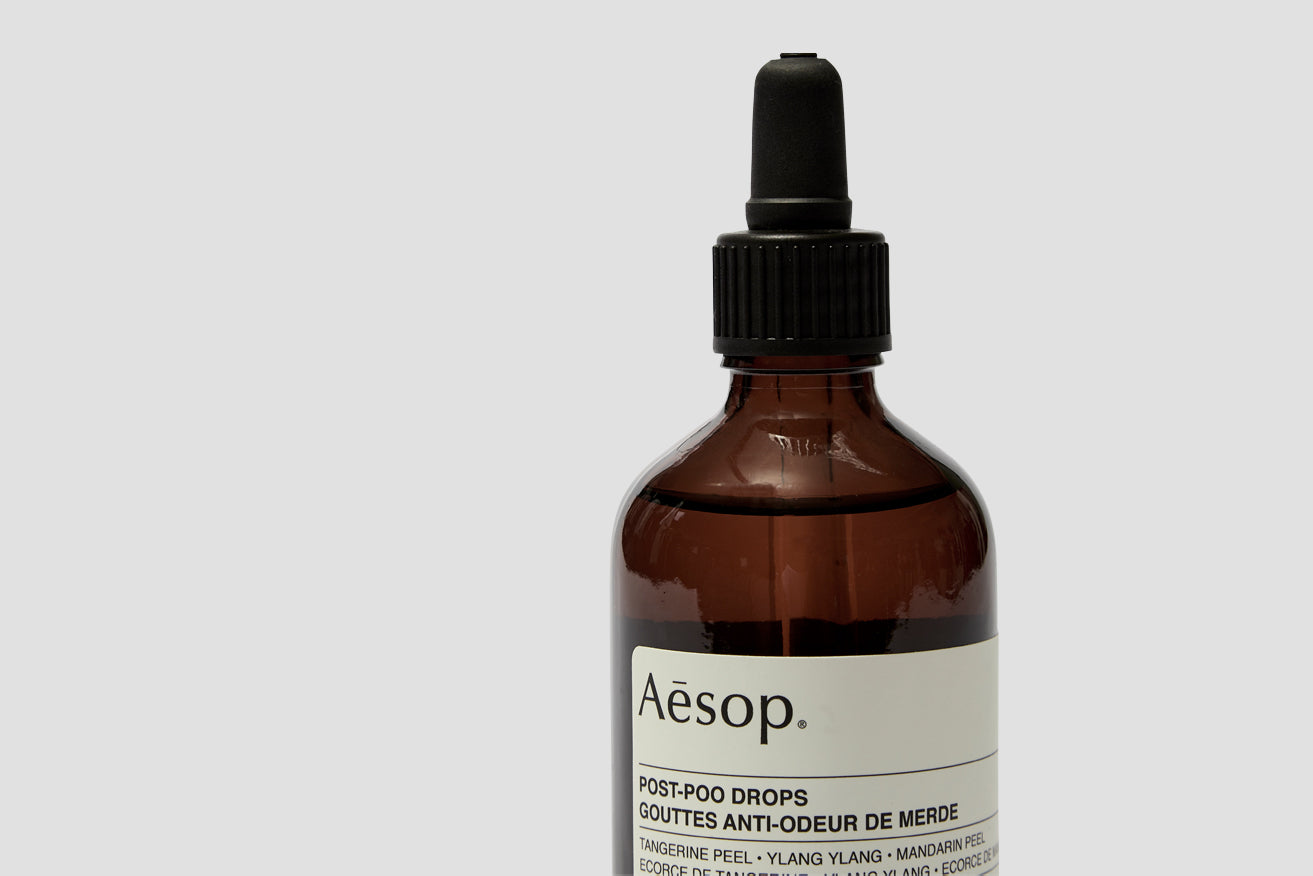 POST-POO DROPS 100 ML. AFR16A