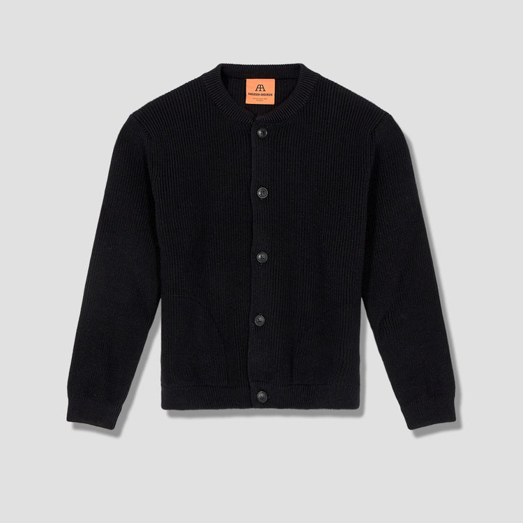 SKIPPER JACKET Black