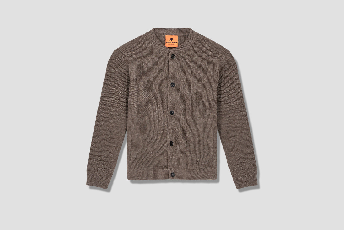 SKIPPER JACKET Light brown