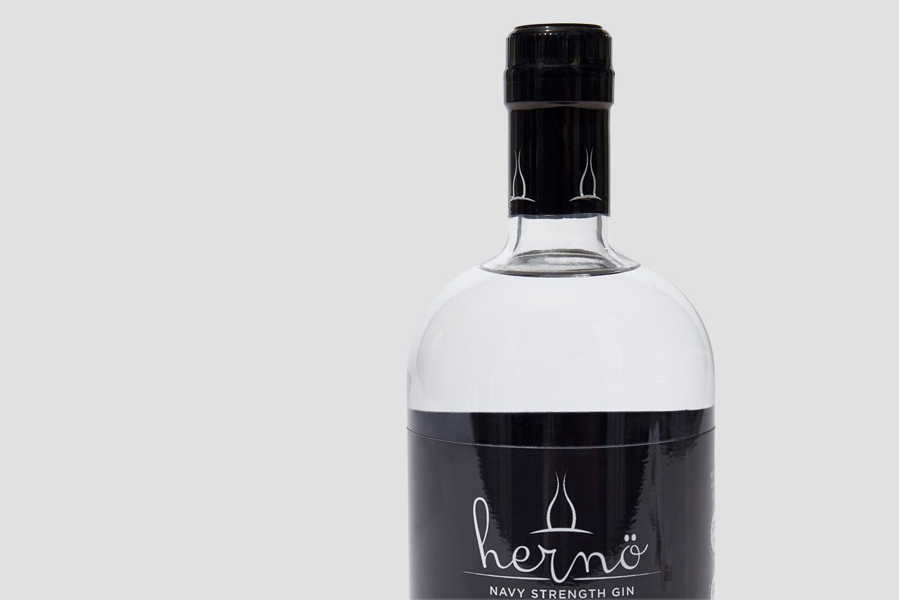 NAVY STRENGTH GIN 57% 500 ML.