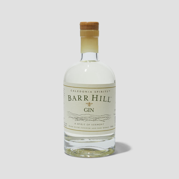 BARR HILL GIN 45% 750 ML.