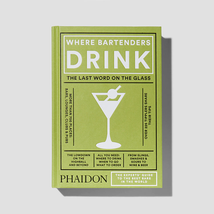 WHERE BARTENDERS DRINK PH1048