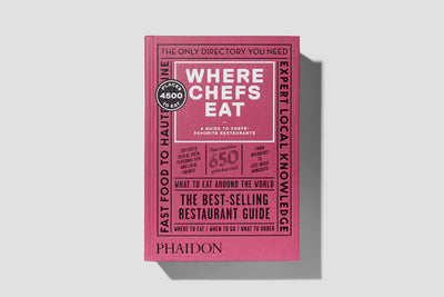 WHERE CHEFS EAT PH1049