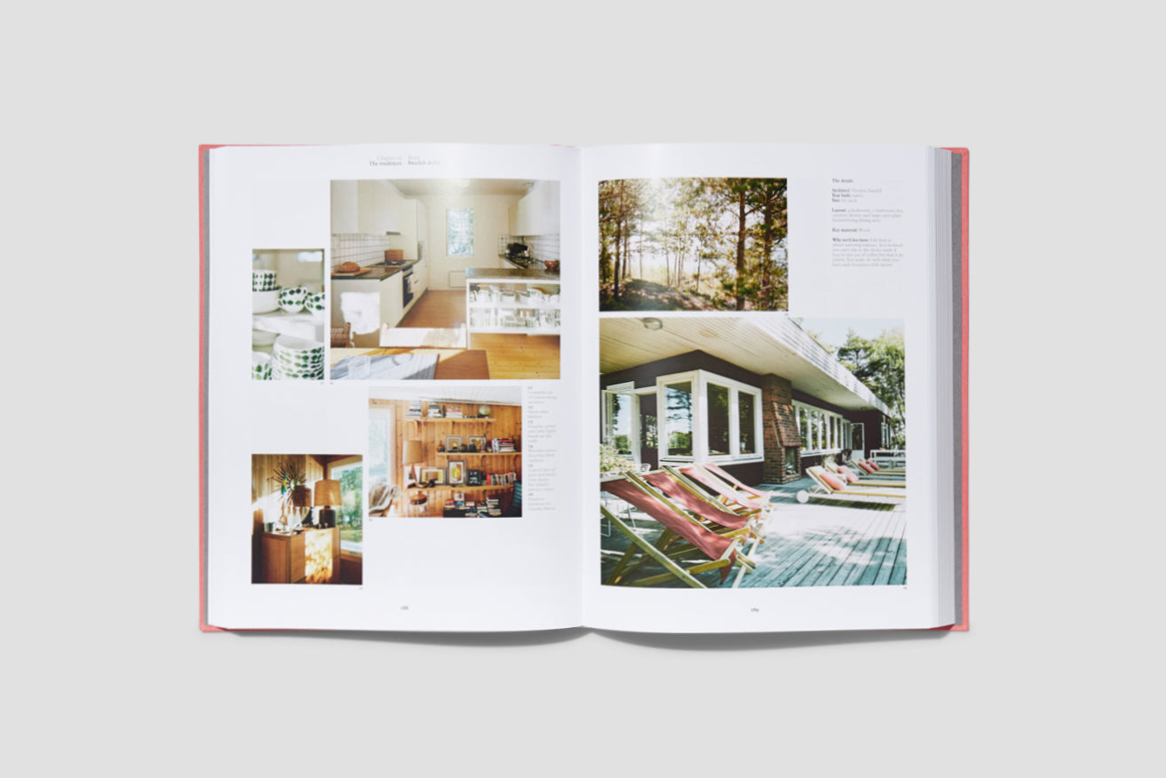 THE MONOCLE GUIDE TO COSY HOMES 1034