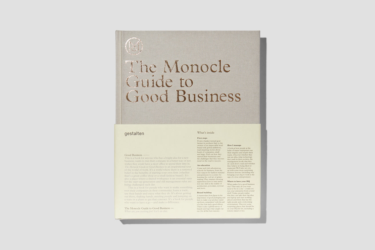 THE MONOCLE GUIDE TO GOOD BUSINESS 1042