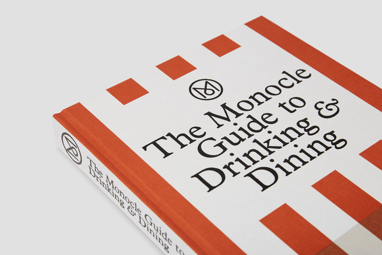 THE MONOCLE GUIDE TO DRINKING & DINING 1068